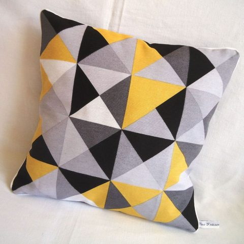 coussin chic